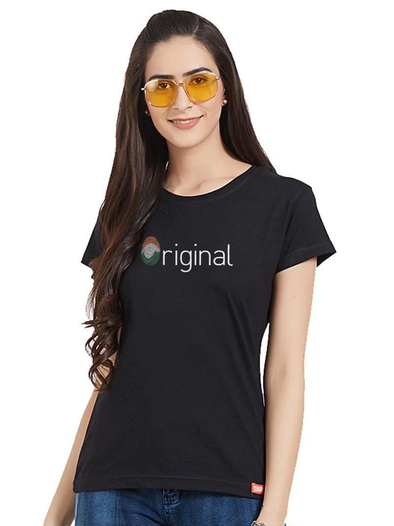 Original Imprint Women T-Shirt