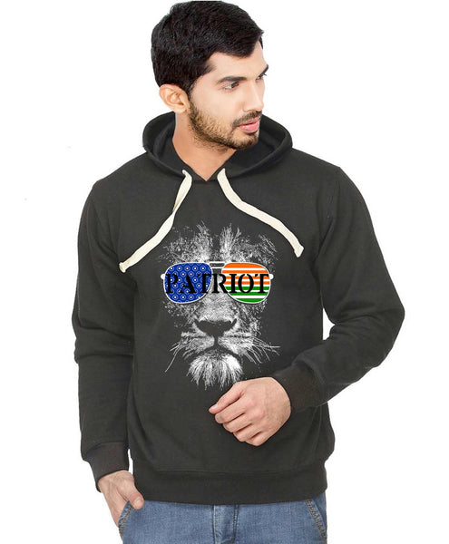 Patriot Lion - Hoodies