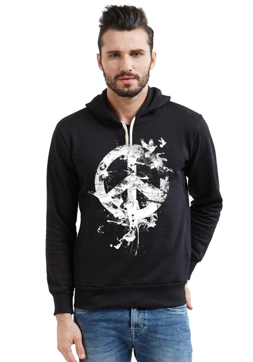 Peace Bird - Hoodies