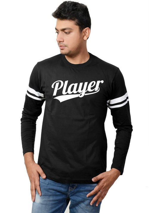 Player Full Stripe T-Shirt