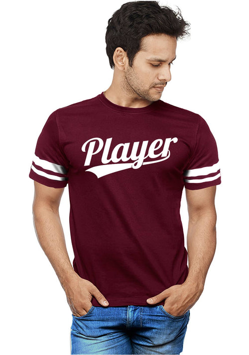 Player Stripe T-Shirt