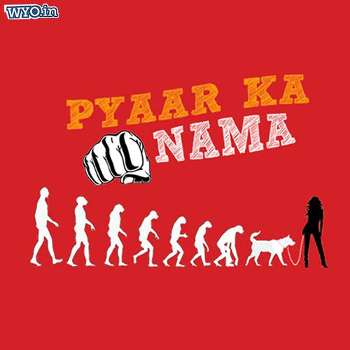 Pyar Ka Punchnama Womens TShirt - Wear Your Opinion - WYO.in  - 1
