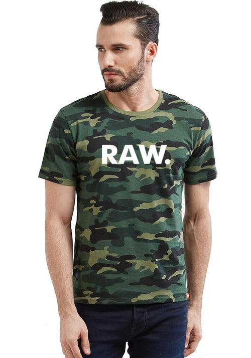 Raw Patriot T-shirt