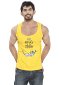 Relax Singh Sleeveless T-shirt