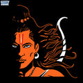 The Fierce Shri Ram T-Shirt