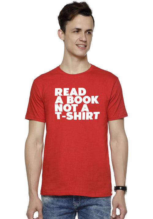 Read A Book T-Shirt