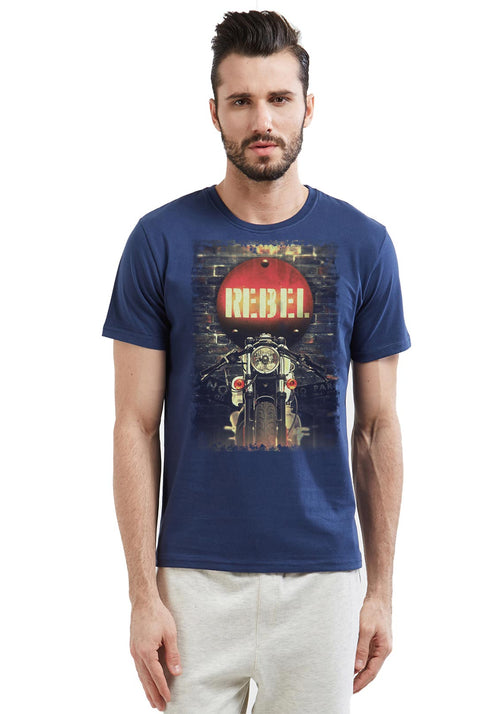 Rebel Bike T-Shirt