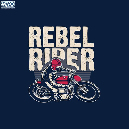 Rider Rebel T-Shirt