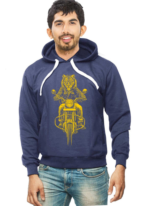 Ride Like Tiger - Hoodies
