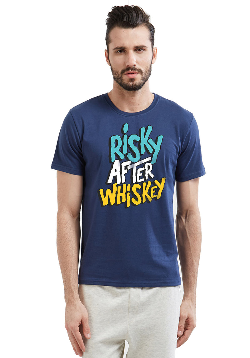 Risky After Whiskey T-Shirt