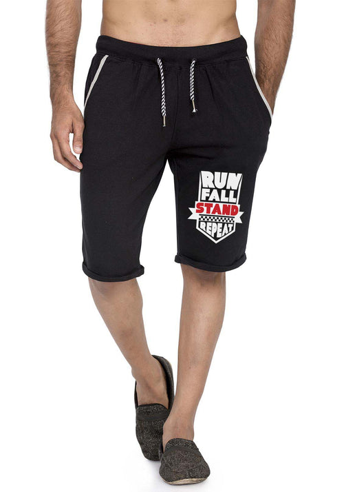 Run Fall Stand Repeat Sweatshorts