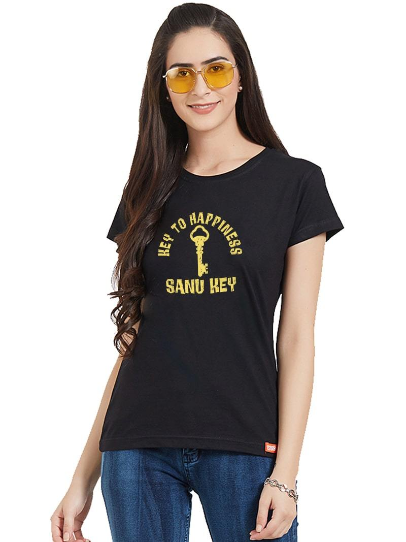Sanu Key Women T-Shirt