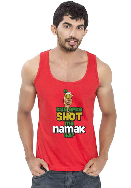 Shot Mein Namak Sleeveless T-shirt