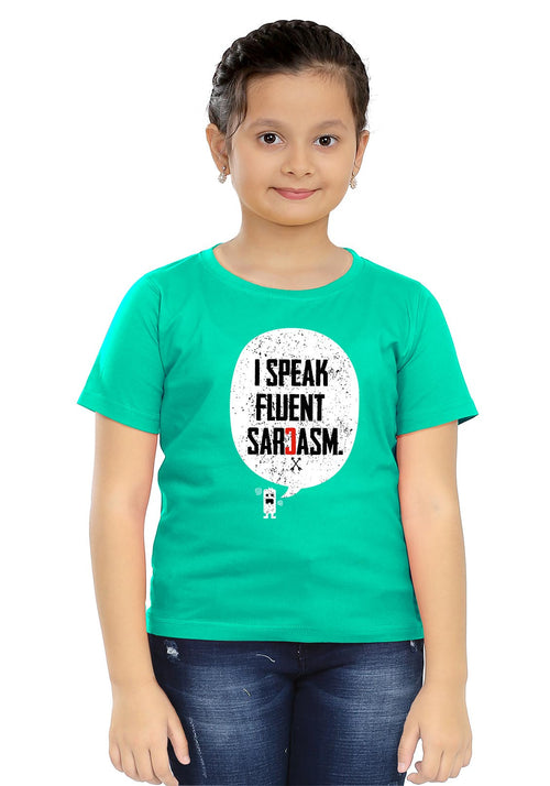 Sarcasm Kids T-Shirt