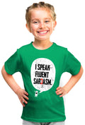 Sarcasm Kid'S Tshirt - Wear Your Opinion - WYO.in  - 3