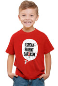 Sarcasm Kid'S T-Shirt - Wear Your Opinion - WYO.in  - 3