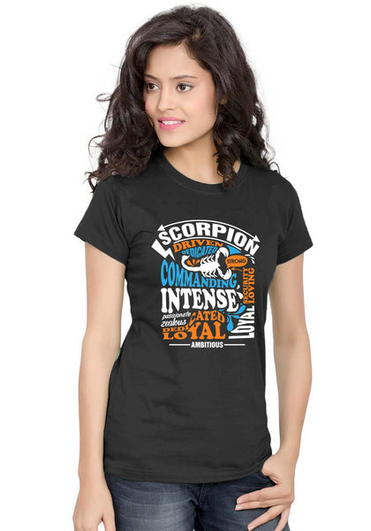 Scorpion Women Tshirt