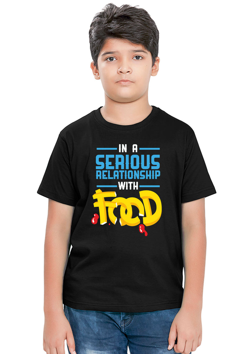 Serious Relationship Kids T-Shirt