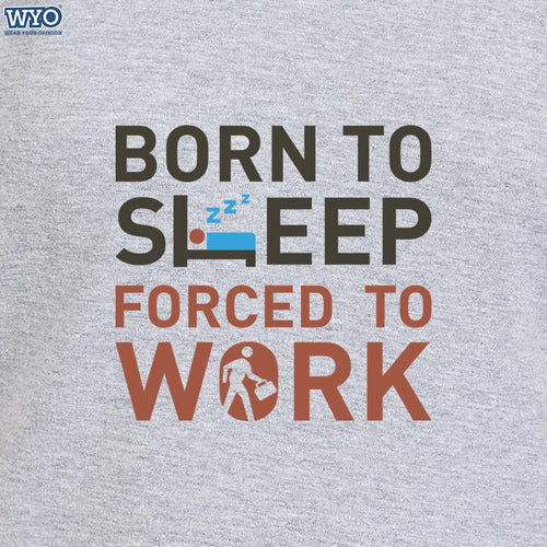 Sleep Work Women T-Shirt