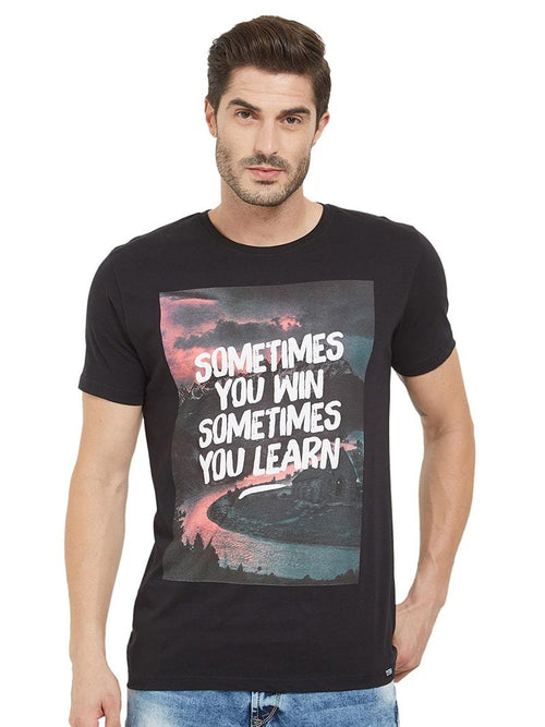 HD Sometimes You Win T-Shirt