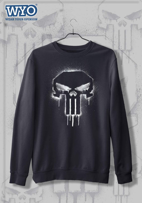Spray Gun Punisher - Sweatshirt