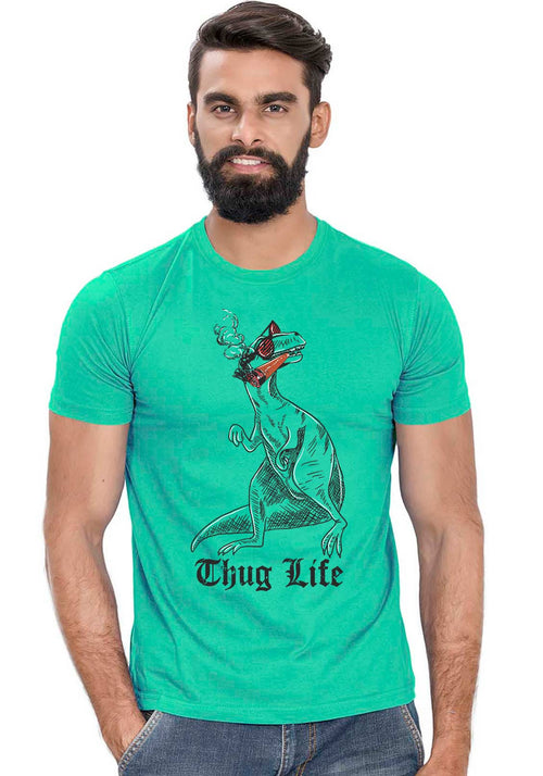 Thug Life T-Shirt - Wear Your Opinion - WYO.in