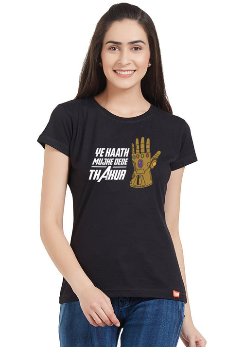 Thakur Women T-Shirt