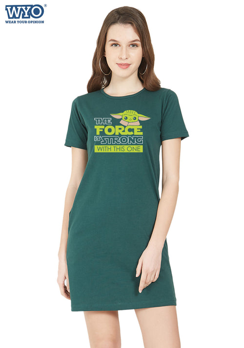 The Strong Force Child TShirt Dress