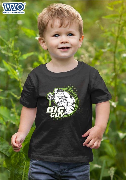 The Big Guy Kids T-Shirt
