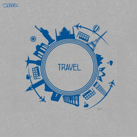Travel Globe T-Shirt
