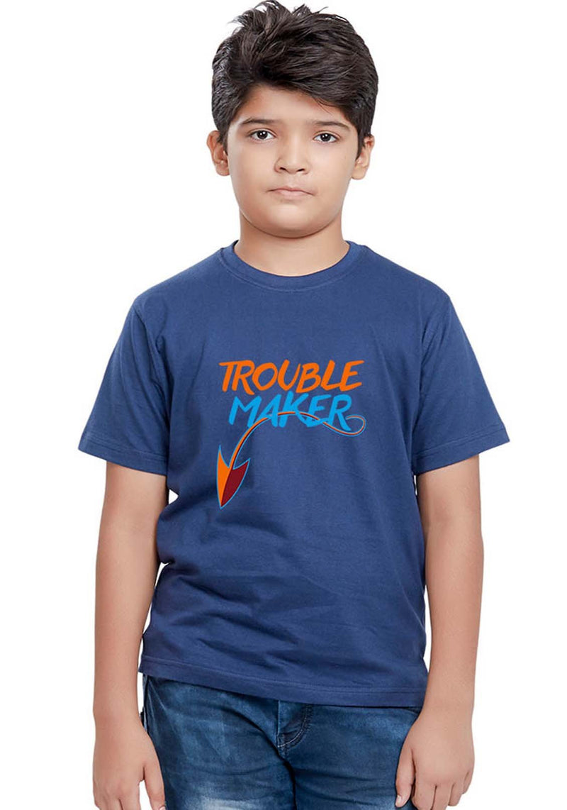 Trouble Maker Kids T-Shirt