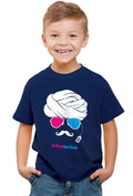 Urban Turban Kid'S T-Shirt - Wear Your Opinion - WYO.in  - 2