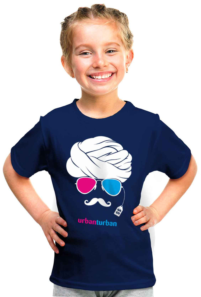 Urban Turban Kid'S Tshirt - Wear Your Opinion - WYO.in  - 1