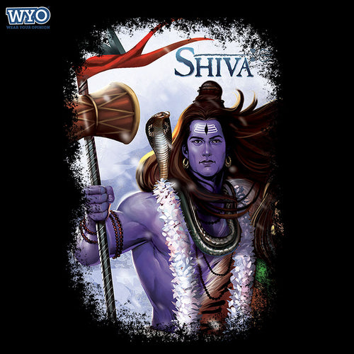 Vimanika Glory of Shiva T-Shirt