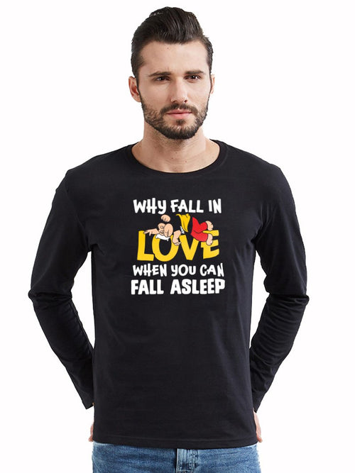 Why Fall In Love - Full Sleeves