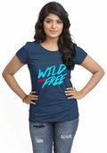 Wild Women'S TShirt - Wear Your Opinion - WYO.in  - 2