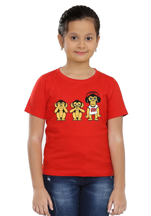 WYO Head Phone Kids T-Shirt