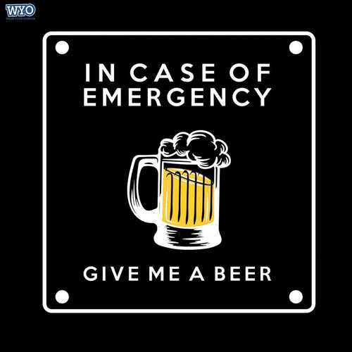 Beer Emergency Women T-shirt