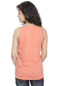 Plain Tanks - Peach Mel