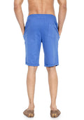Plain Sweatshorts - Blue