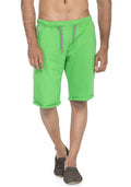 Plain Sweatshorts - Green