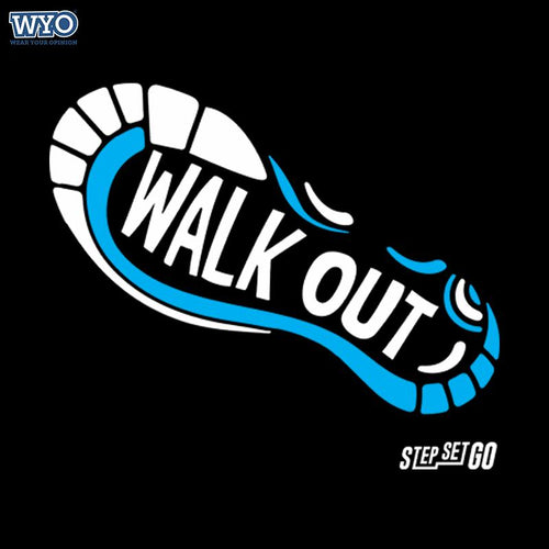 Walk Out T-Shirt