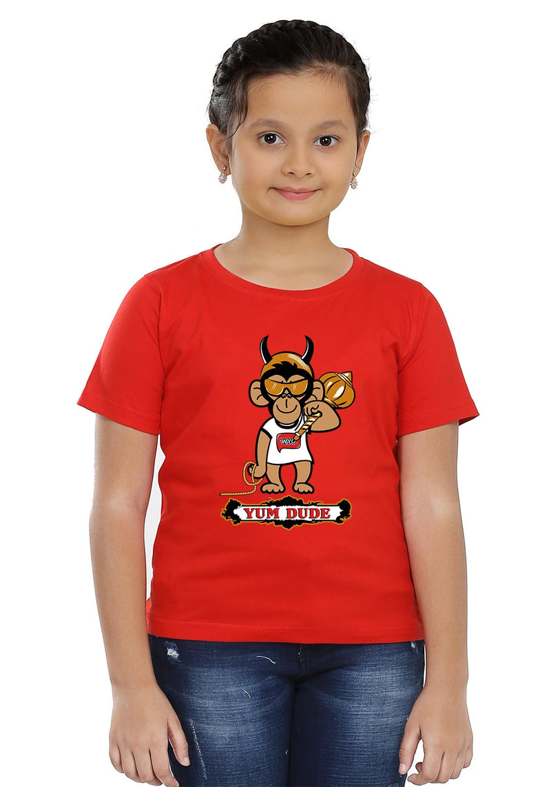 Yum Dude Kids T-Shirt