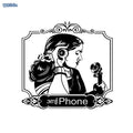 AAYI Phone T-Shirt