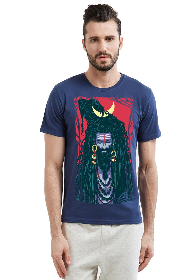Abstract Aghori T-Shirt