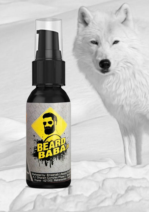Alfa Wolf: Beard Growth Oil 50ml