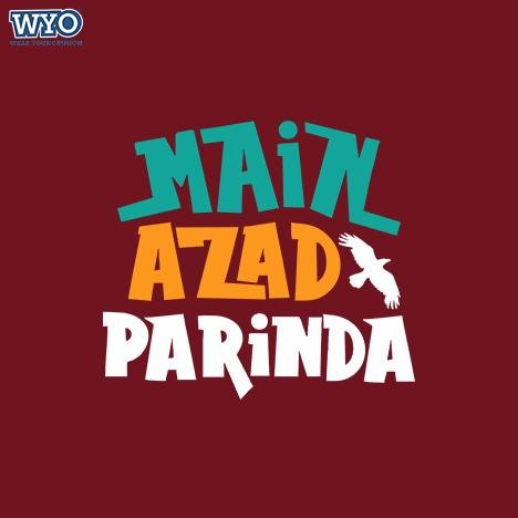 Azad Parinda Women T-Shirt