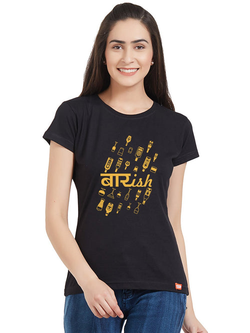 Baarish Women T-Shirt