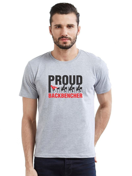 Proud Backbencher T-Shirt