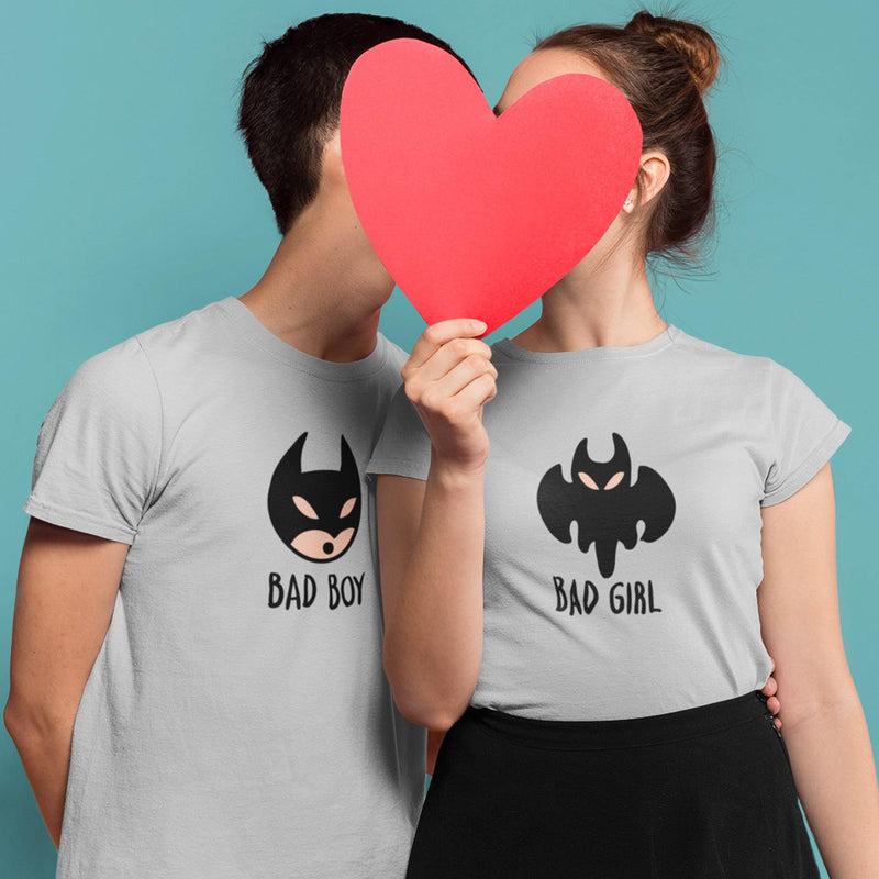 Bad Couple Tees